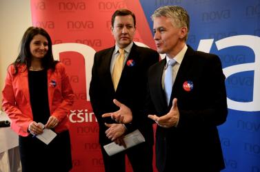EP-választások: Kollár, Žitňanská, Mikloško és Dostál Lipšicék listájának húzónevei