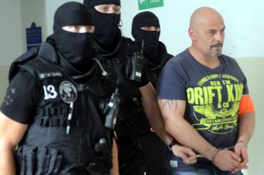 MAFFIAPER: Jogerősen 14 évre börtönbe vonul Černák egykori triumvirátusának tagja