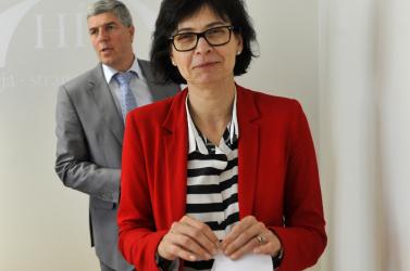 Žitňanská lett a Híd új alelnöke, Chmel lemondott