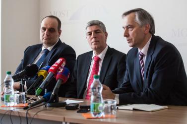 A Híd Procházkára és Čarnogurskýra is nemet mondott