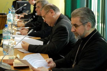 A püspökök a tanárok küldetéséről, erkölcsről, bátroságról moralizálnak