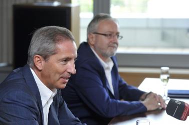Új együttműködési megállapodást kötött a szlovák és a magyar közmédia