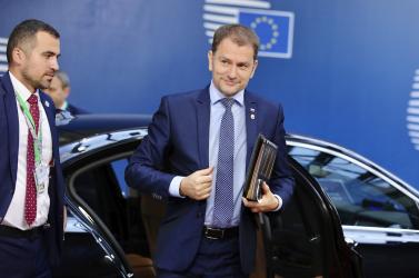 Matovič szilvás lepénnyel ment Brüsszelbe, és 40 milliárd euróval jött haza