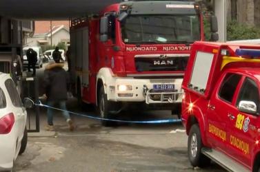 Egy ember meghalt, ketten megsérültek egy belgrádi robbanásban