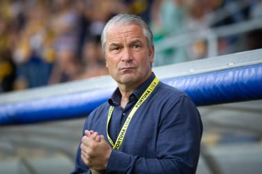 Bernd Storck: Tisztában vagyunk vele, hogy nehéz idény áll előttünk