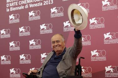Bernardo Bertolucci újra forgat