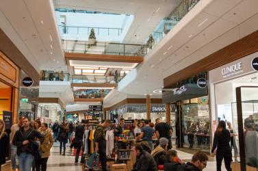 A vásárlási élmény nélkülözhetetlen számunkra - Kikapcsolódni járunk a bevásárlóközpontokba