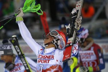 Szlovák sikerrel végződött a női alpesi sízők világkupájának műlesikló versenye