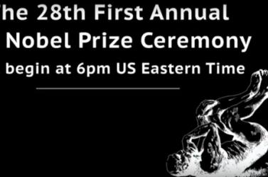 Anti-Nobel-díj – Ülő kolonoszkópia és indulatkezelő virtuális vudubaba is nyert idén