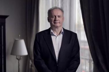 Andrej Kiska hivatalosan is bejelentette: pártot alapít!
