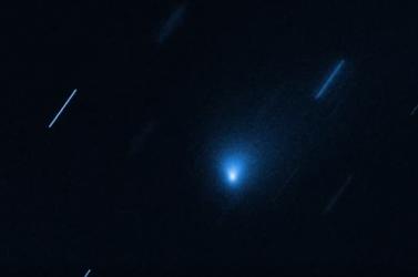 A Hubble űrteleszkóp kitűnő felvételt készített a Naprendszeren kívülről érkezett 2I/Borisov üstökösről (VIDEÓ)