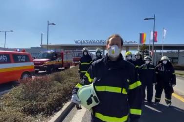 Dévényújfalu polgármestere felszólította a kormányt, hogy rendeljék el a Volkswagen bezárását