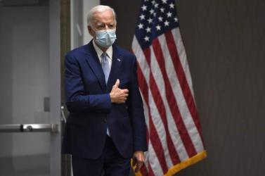 Biden fogadta az egy éve rendőri intézkedés közben meghalt George Floyd családját