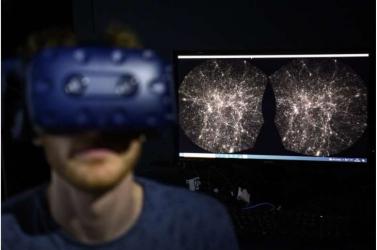 Virtuális űrutazást tesz lehetővé egy új szoftver