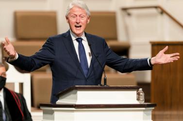 Kórházban ápolják Bill Clintont