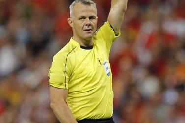 EURO-2020 - Björn Kuipers vezeti a döntőt