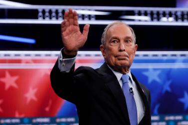 A Twitter felfüggesztette a milliárdos demokrata Bloomberg egy manipulált videóját