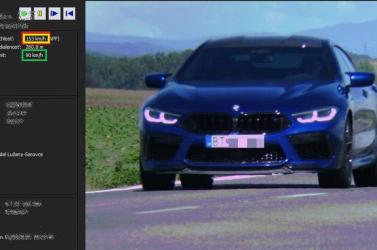 150-nel tepert egy BMW-s, 500 eurójába került
