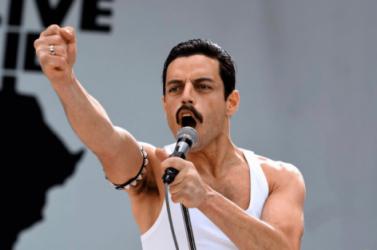 Erősen indított a Bohém rapszódia az észak-amerikai mozikban