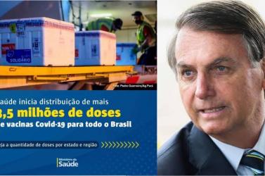 Megvizsgálják, hogya koronavírust aprócska influenzának nevező brazil elnök miért halogatta a vakcinák beszerzését
