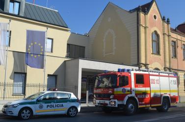 BOMBARIADÓ: Egy hónapon belül már harmadszor evakuálják a szlovákiai bíróságokat