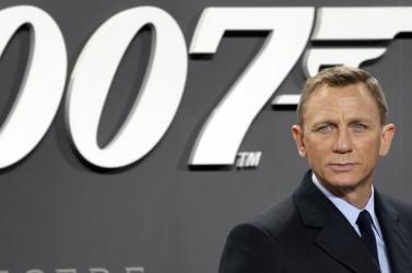 Harmadszor is elhalasztják az új James Bond-film bemutatását