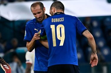 EURO-2020: Bonucci meg akarja győzni Chiellinit, hogy a világbajnokságig folytassa