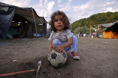 Zöldet kaphat a 10 szíriai árva befogadása
