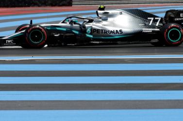 Francia Nagydíj - Bottas volt a leggyorsabb a harmadik szabadedzésen