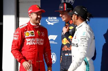 Brazil Nagydíj: Verstappen a pole pozícióban