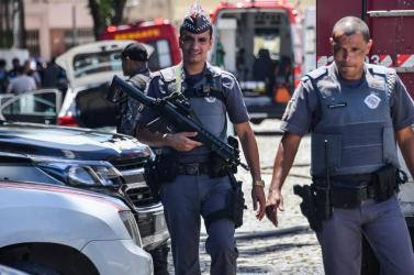 Rendőrségi akcióban megölték egy riói bűnbanda feltételezett vezérét