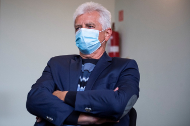 Őrizetbe vételekor rosszul lett Jozef Brhel, kórházba kellett szállítani!