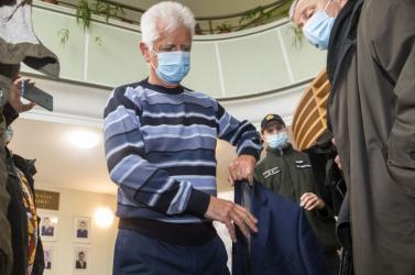 Mielőtt letartóztatták volna a smeres oligarchát, lepasszolt a fiának 3,7 millió eurót