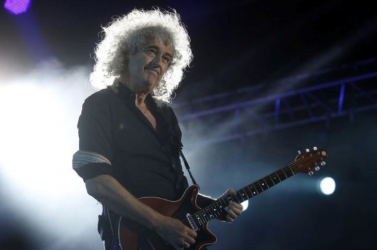 Szívrohama volt Brian May-nek