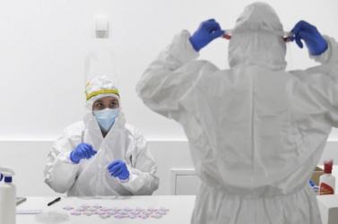 Koronavírus: Második napja száz alatt a halálozások száma Nagy-Britanniában