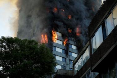 Rengetegen adakoztak a londoni tűzvész áldozatainak megsegítésére