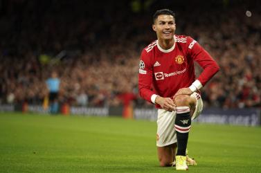 Bajnokok Ligája: Kétgólos hátrányból fordítva nyert a Manchester United, Ronaldo döntötte el a meccset