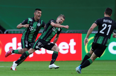BL-selejtező: Szenzációs győzelem, a Fradi kiütötte a Celticet!