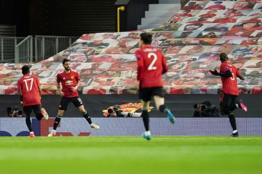 Európa-liga: Gálázott a Manchester United, a Villarreal szorosan nyert