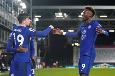Premier League - Legyőzte a Fulhamet a Chelsea, otthon győzött a Leicester (Videó)