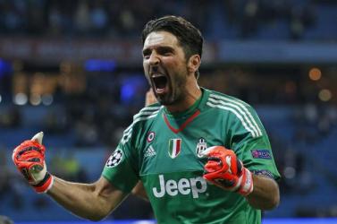 Buffon visszatért a Juventushoz