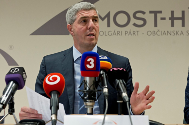 Bugár: Ez Maďarič személyes döntése, amelyet tudomásul veszek
