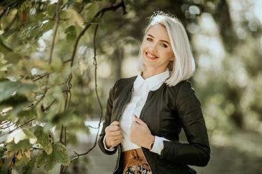 Eleven nőcik – Bugár Krisztina: