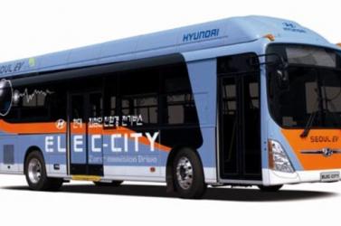 Elektromos autóbuszt dob piacra a Hyundai