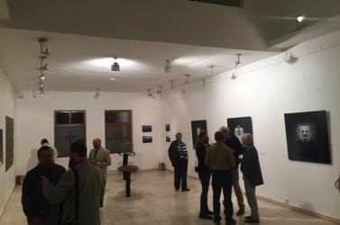 Egri művészek tárlata Dunaszerdahelyen – Az identitás nyomában