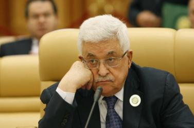 A palesztin elnök nem fogadja az amerikai alelnököt