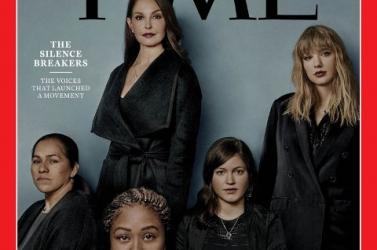 Time magazin: A szexuális zaklatásról nyíltan beszélő nők lettek az év személyiségei