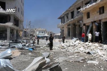 Törökország humanitárius segélyt küld Aleppóba