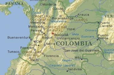 Öten élték túl a kolumbiai légikatasztrófát