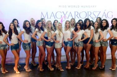 Vasárnap lesz a Miss World Hungary döntője